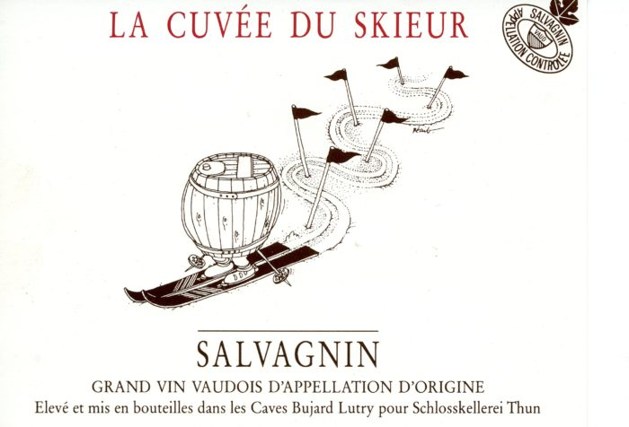 Salvagnin - Caves Bujard Lutry