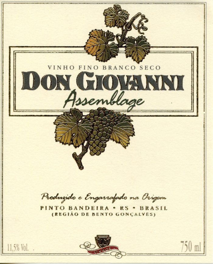 Assemblage - moderna - Don Giovanni