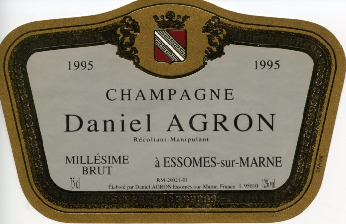 Champagne - 1995 - Agron