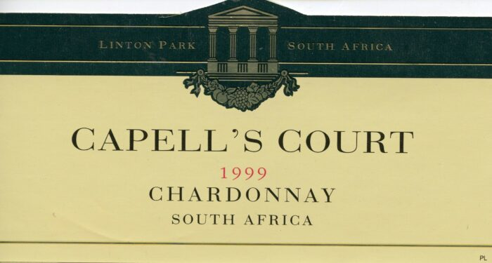 Chardonnay - 1999 - Capell's Court